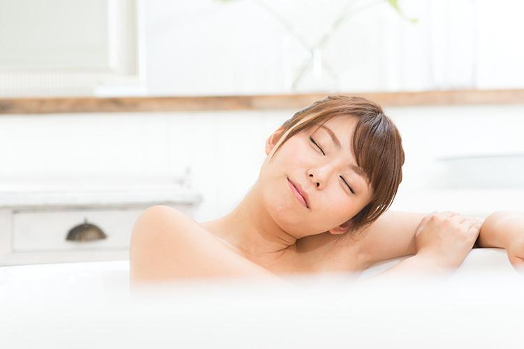 血行をよくして冷え性の改善、薄毛予防